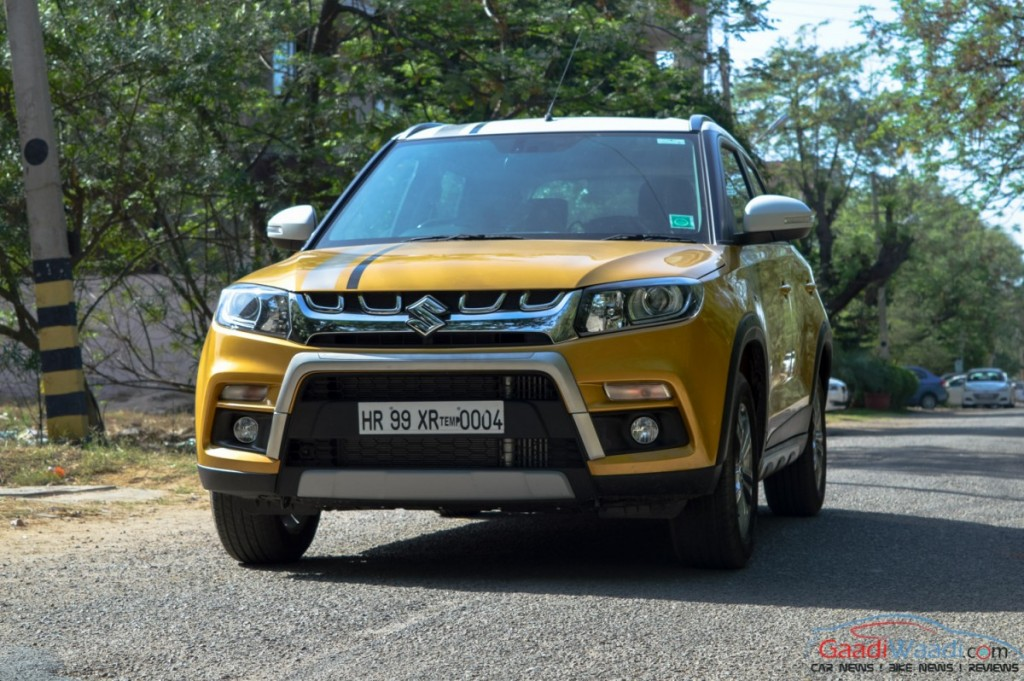 Maruti Suzuki Vitara Brezza Accessories Price List