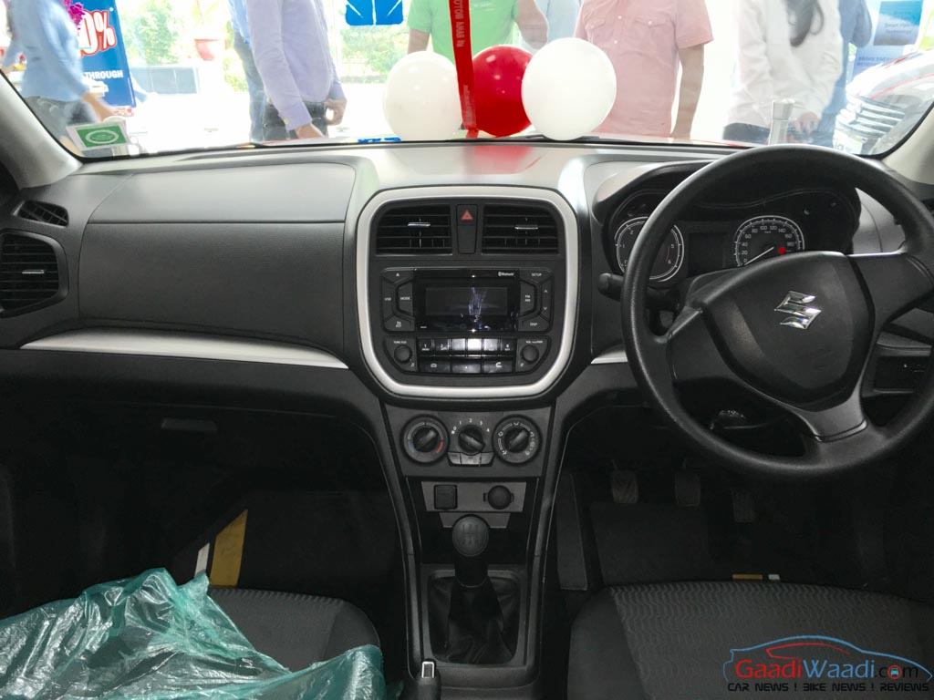 maruti suzuki vitara brezza ldi variant explained india cars news bike news. Black Bedroom Furniture Sets. Home Design Ideas