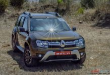 renault duster 2016 front view review pics 2