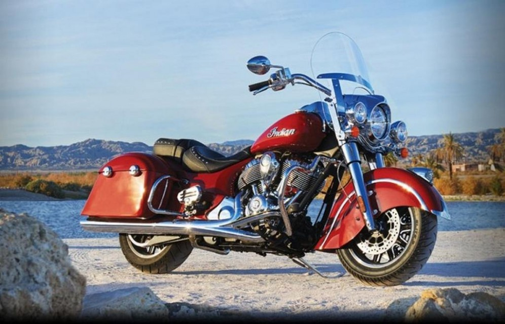 2016 Indian Springfield Launched in India 3