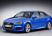 Audi A3 Facelift 2017