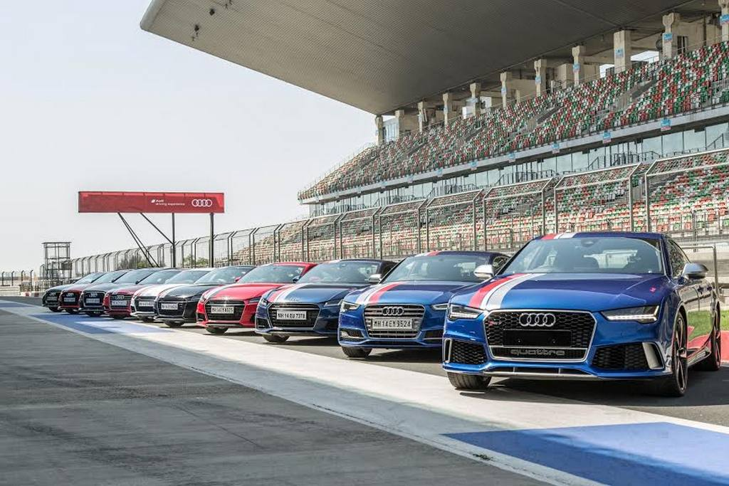 Audi Sportscar Experience 2016_BIC, Greater Noida 2