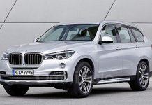 BMW X7 Rendered