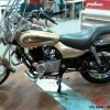 Bajaj Avenger Street 220 launched in gold colour-4