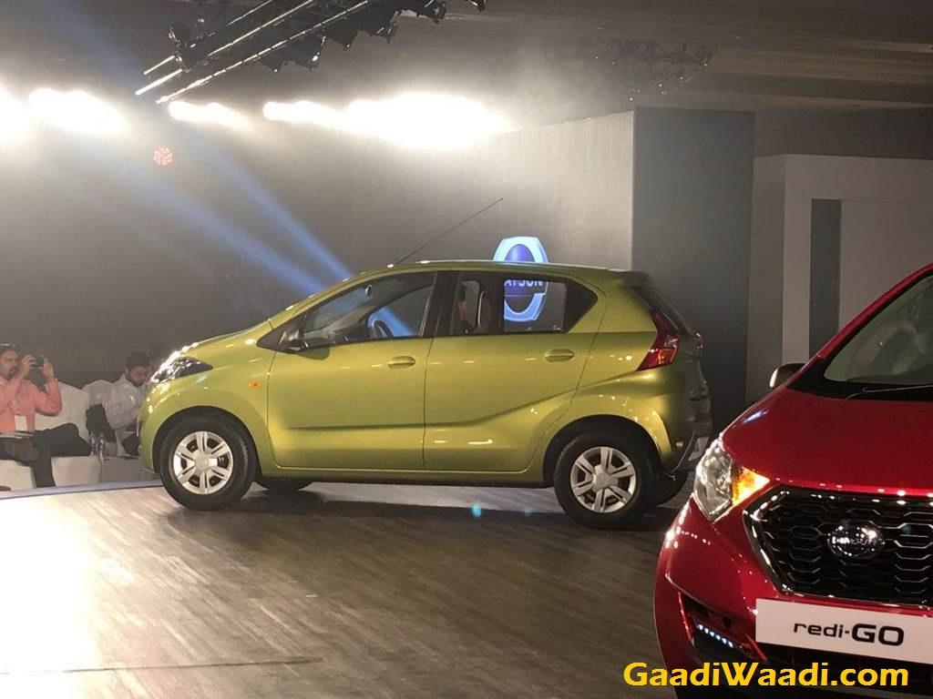Datsun Redi GO India Launch Date, Specs, Price, Mileage ...
