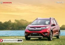 Honda BRV (BR-V) India14