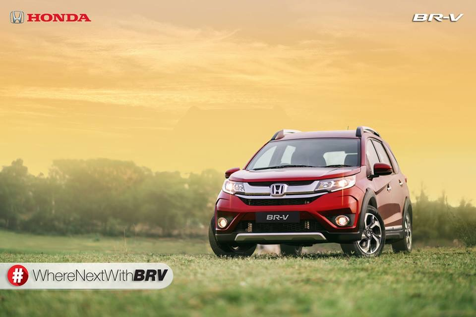 honda brv br  suv launched features spec price