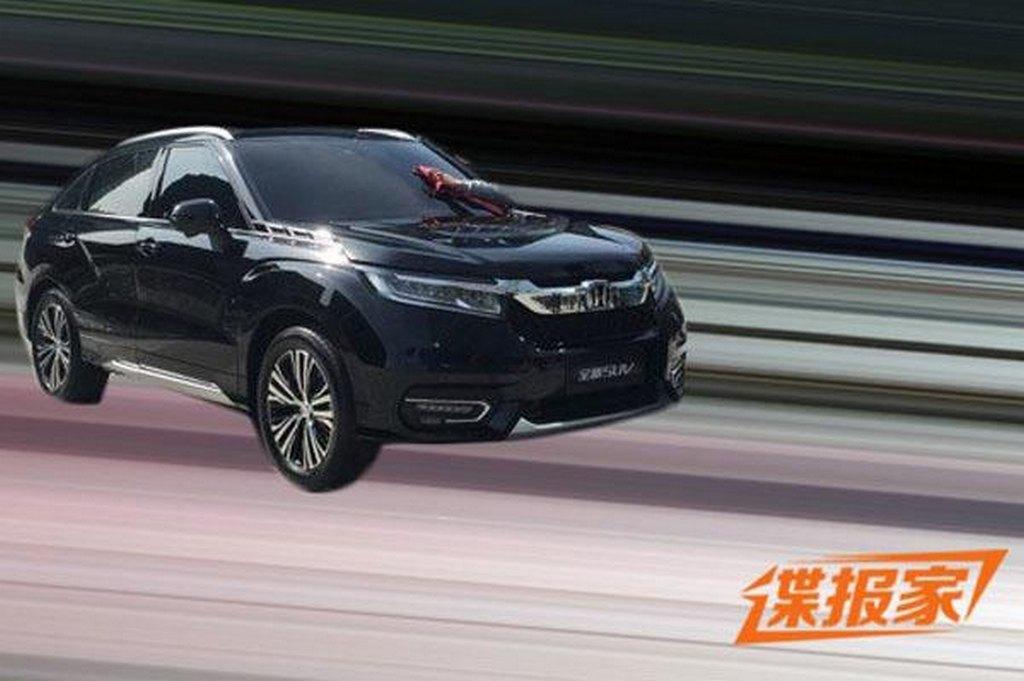 Honda UR-V Images Leaked