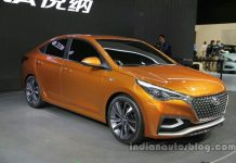 Hyundai Verna Concept Unveiled at the Auto China 2016
