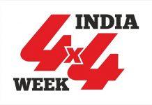India 4x4 week