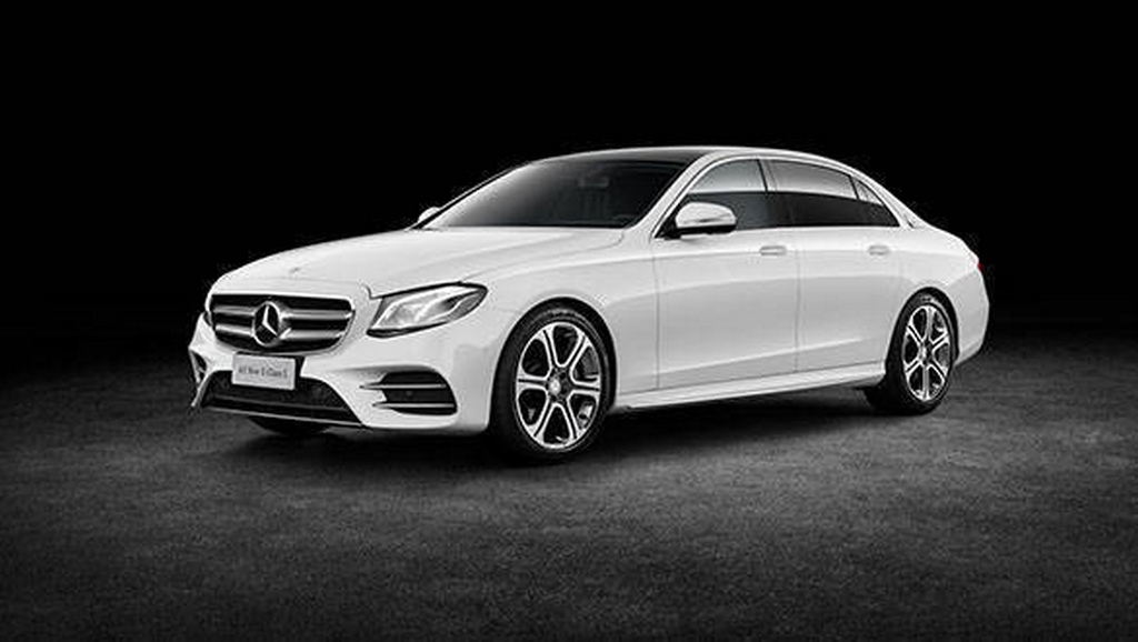 2017 Mercedes Benz E-Class Long Wheelbase