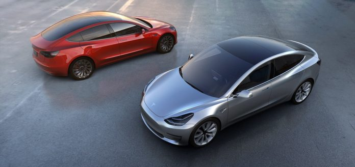 India bound Tesla Model 3 launched-2