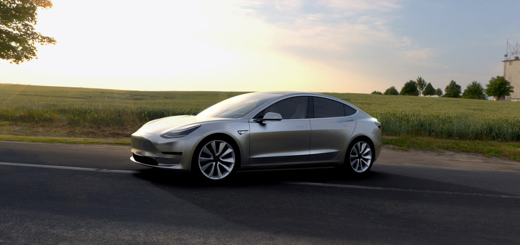 India bound Tesla Model 3 launched-3