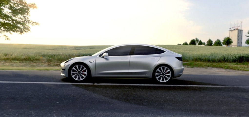 India bound Tesla Model 3 launched-5