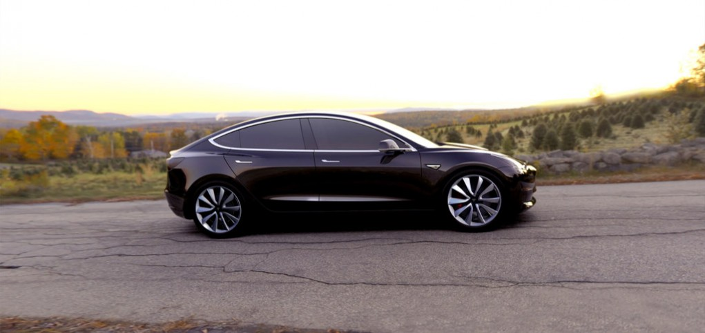 India bound Tesla Model 3 launched-6