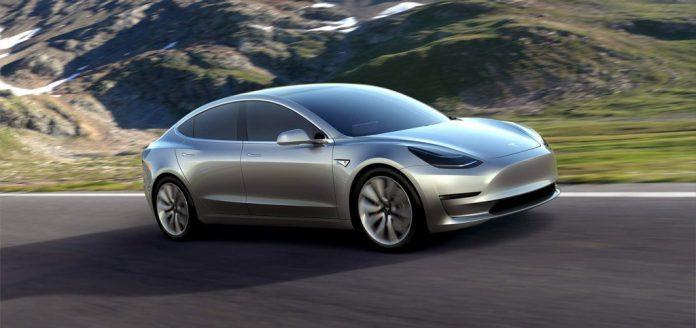India bound Tesla Model 3 launched