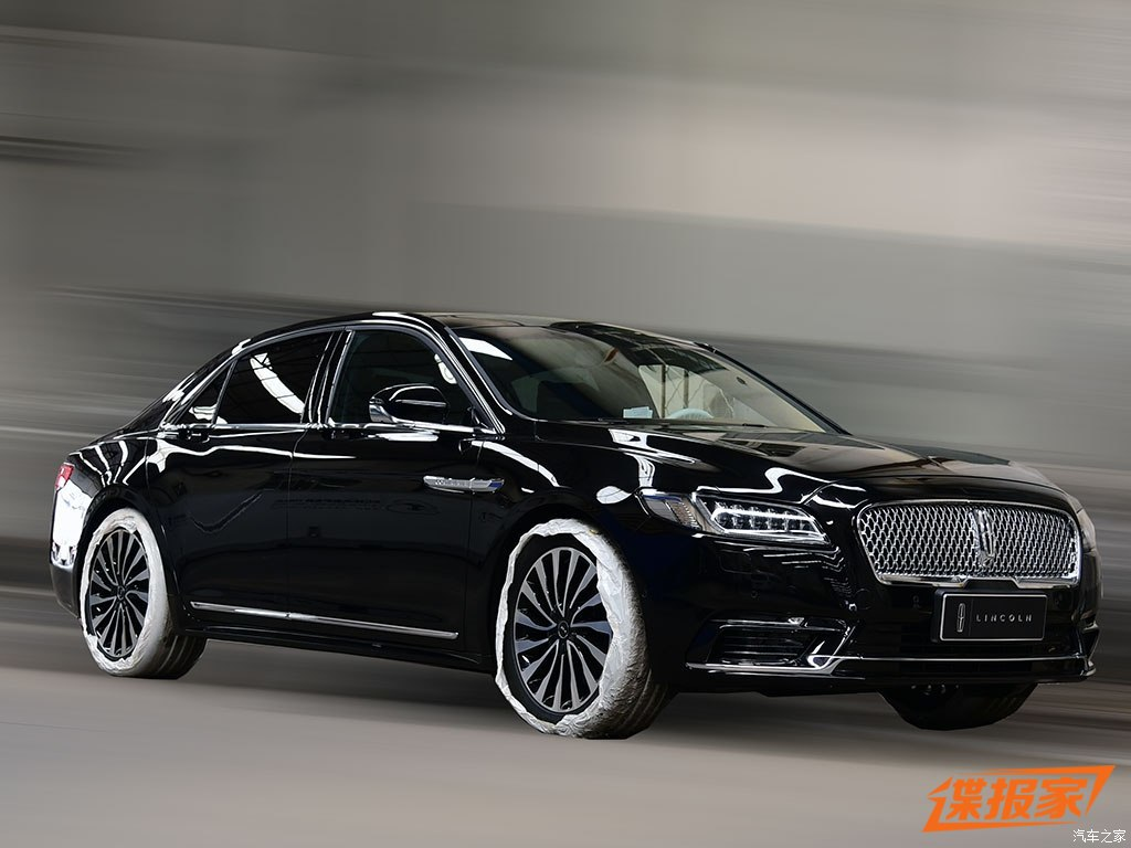 Lincoln Continental Front quarter.jpg