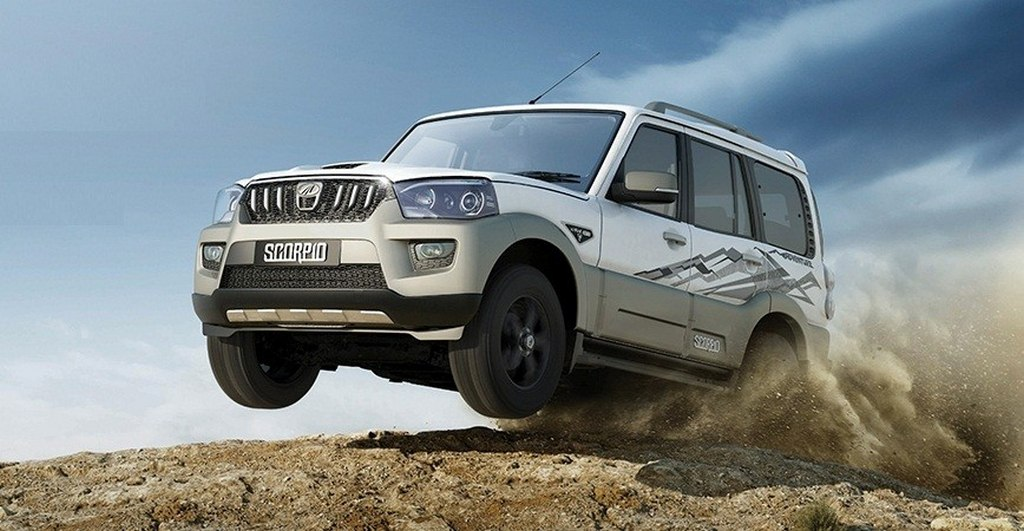 Mahindra Scorpio Adventure Limited Edition launched 2