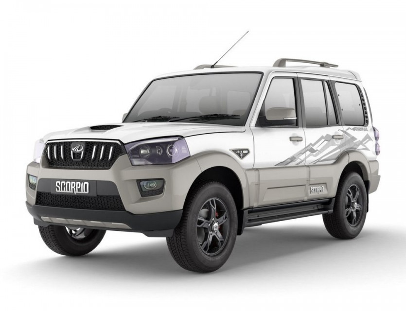 Mahindra Scorpio Adventure Limited Edition launched