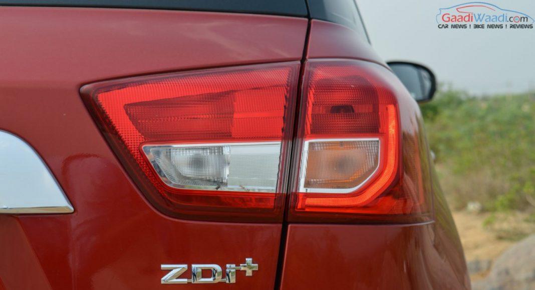 Maruti Suzuki Vitara Brezza Review12