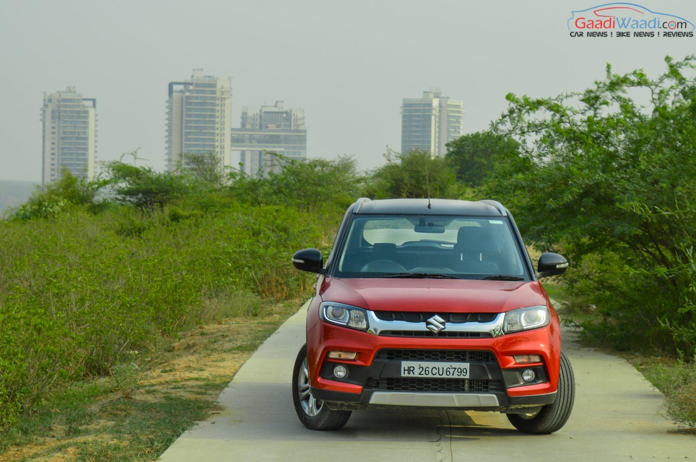Maruti Suzuki Vitara Brezza Review15