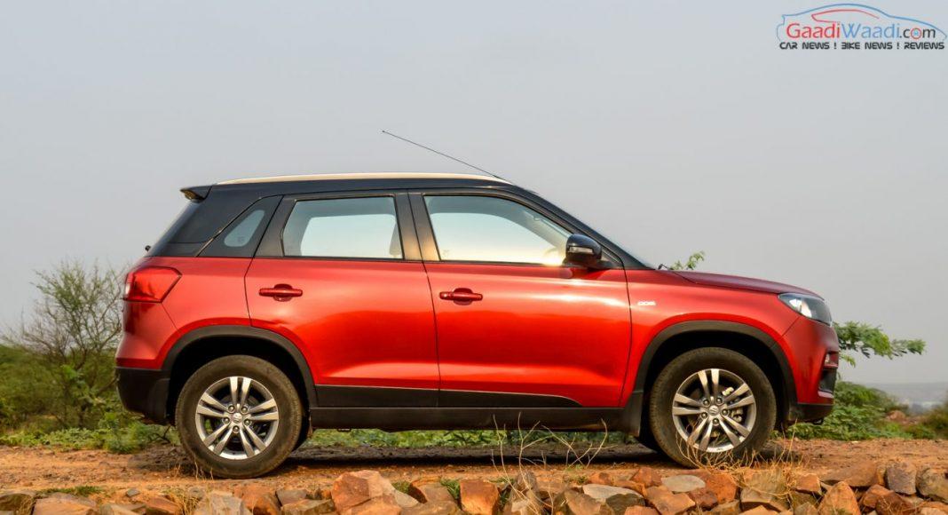 Maruti Suzuki Vitara Brezza Review18