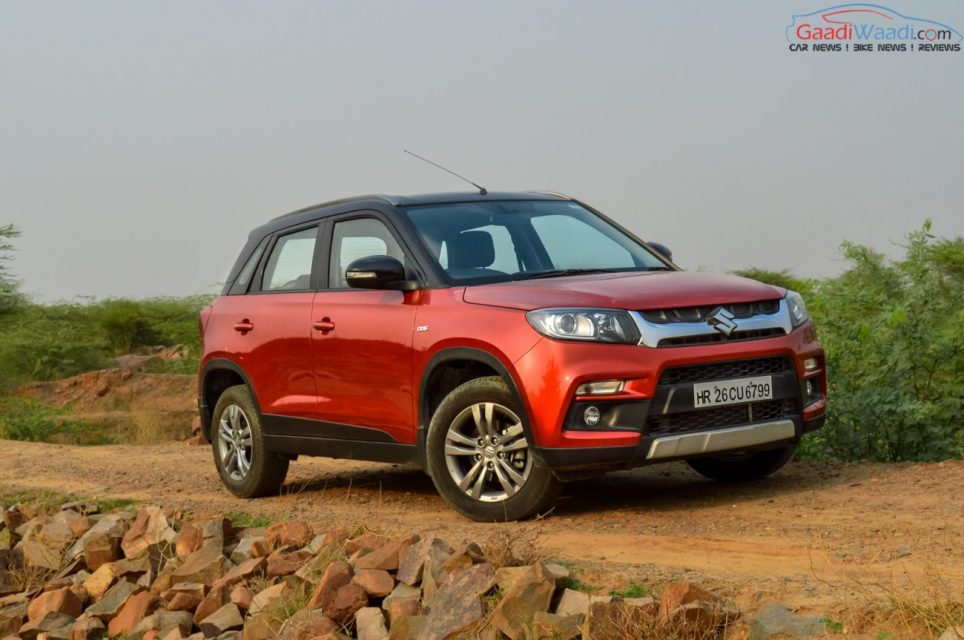Maruti Suzuki Vitara Brezza Boosterjet Five Things We Know