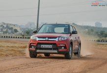 Maruti Suzuki Vitara Brezza Review31
