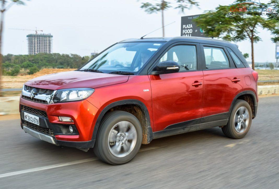 Maruti Suzuki Vitara Brezza Review33