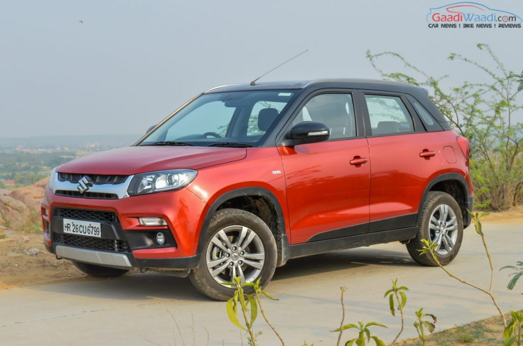 India Made Maruti Suzuki Vitara Brezza Could Export To