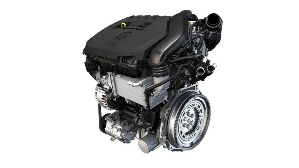 Next-Generation VW TSI Petrol Engine Revealed