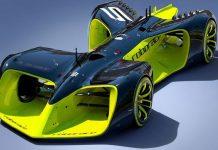 Roborace concept car revealed