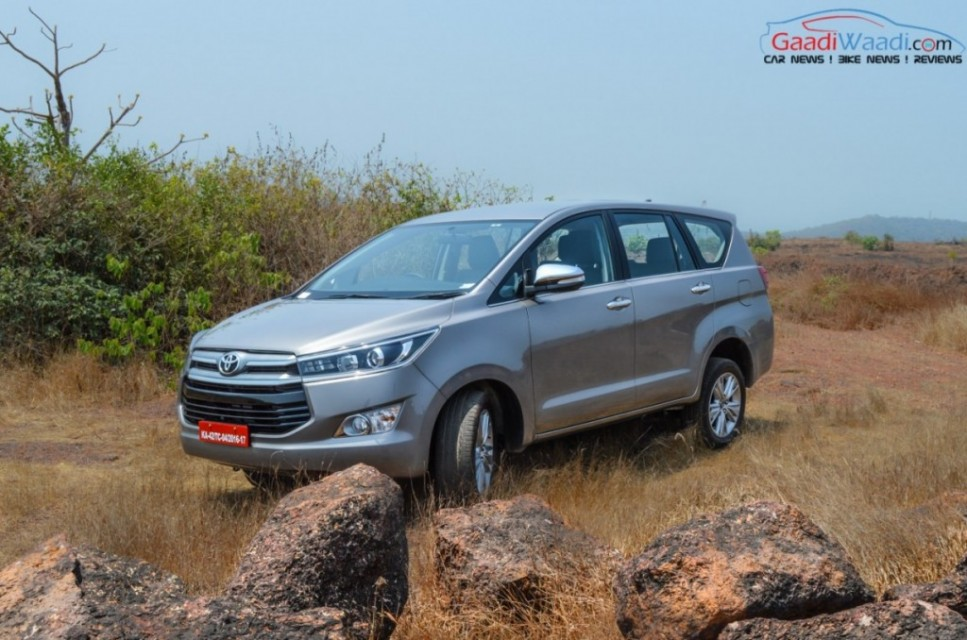 Toyota Innova Crysta 4TH QUARTER-2