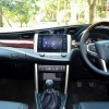 Toyota Innova Crysta dashboard