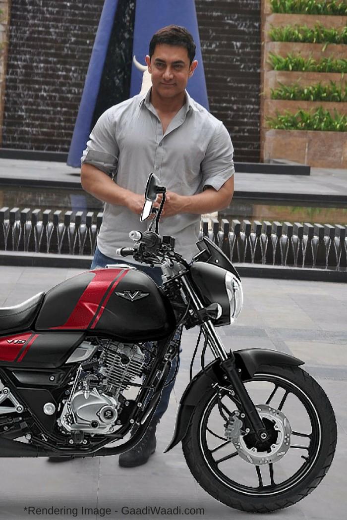 Aamir Khan Buys Bajaj V15 Wants To Own A Piece Of History