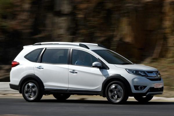 Honda BRV Review (First Drive) Impressions: 15 Drawbacks