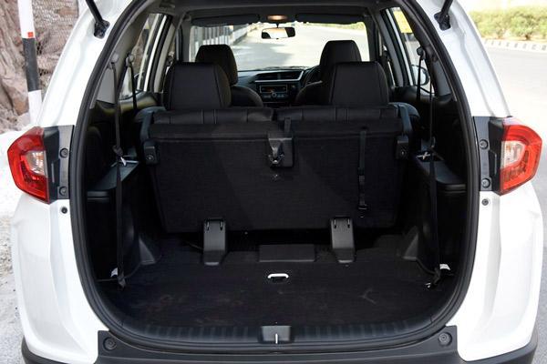 Honda Mobilio Price >> Honda BRV Review (First Drive) Impressions: 15 Drawbacks - Gaadiwaadi.com - Latest Car News ...