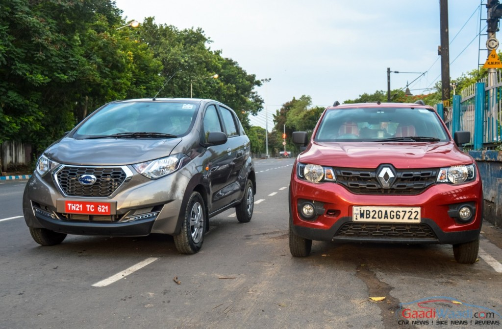 renault kwid vs Datsun Redigo Comparison-12