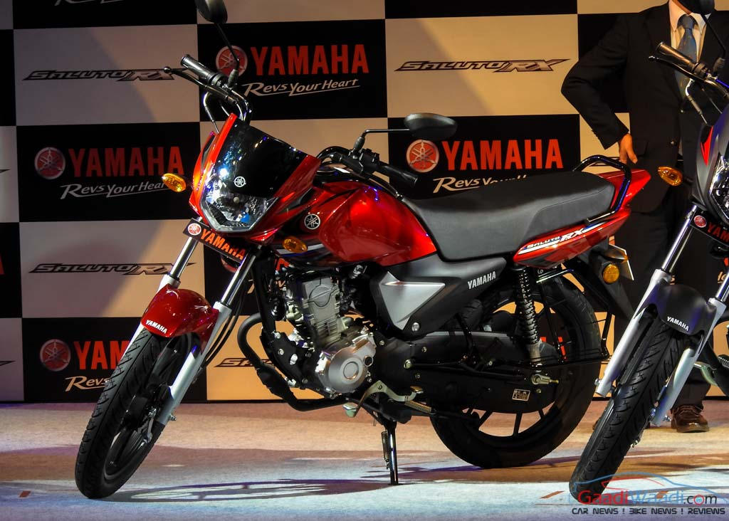 New Yamaha India