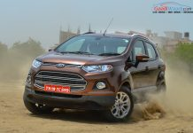 Ford EcoSport Remains Most Exported Car from India