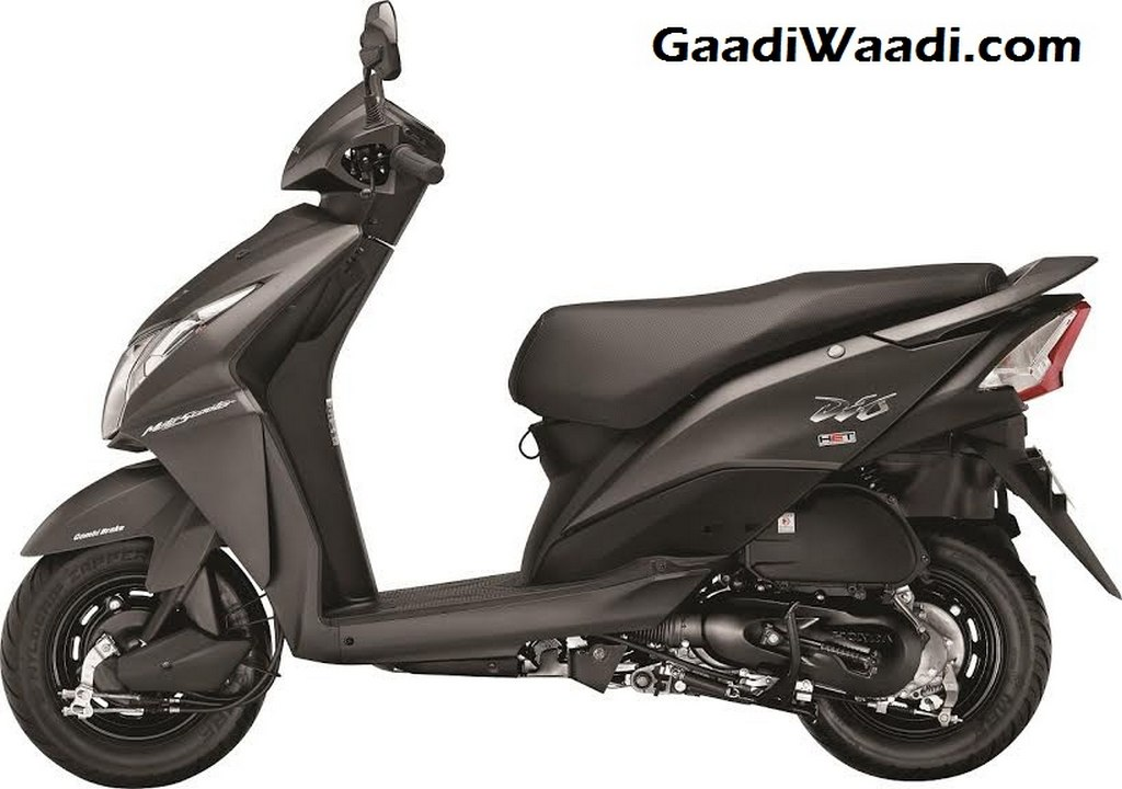 2016 Honda Dio Launched
