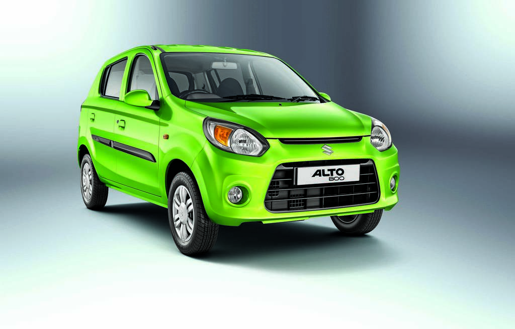 Maruti Suzuki Alto achieves 35 lakh cumulative sales