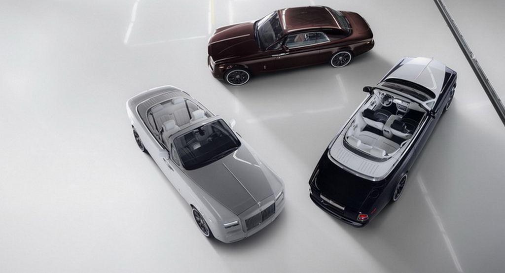 2016 Rolls Royce Phantom Zenith Collection 7