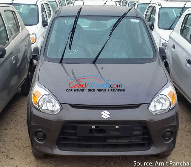 2016 Maruti Alto 800 Facelift All You Need To Know