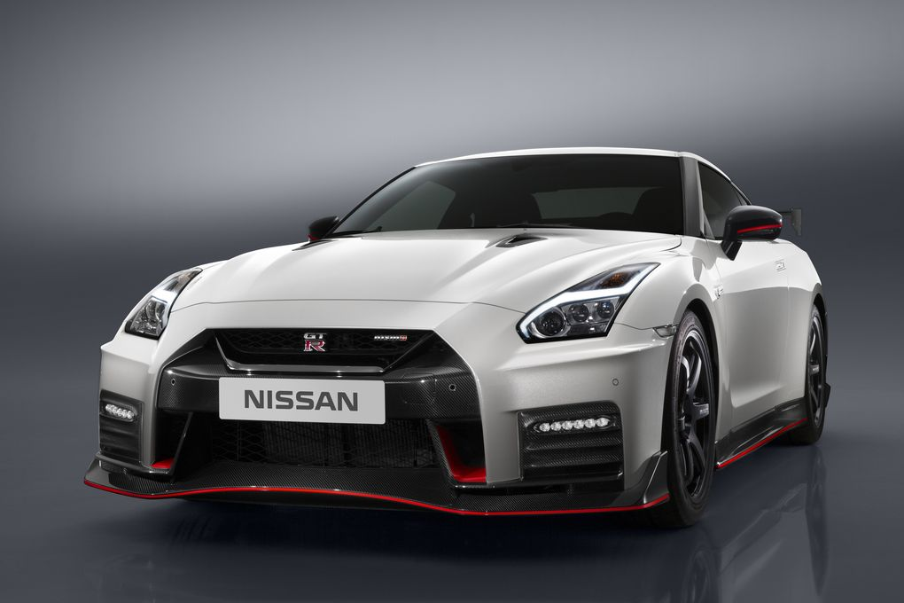 2017 Nissan GT-R Nismo front