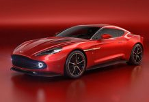 Aston Martin Zagato Concept 1