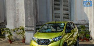 Datsun RediGo Drive Review 31