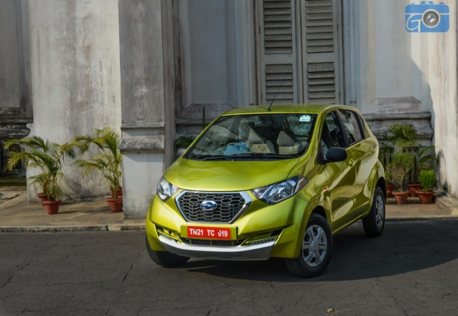 Datsun RediGo Drive Review 31