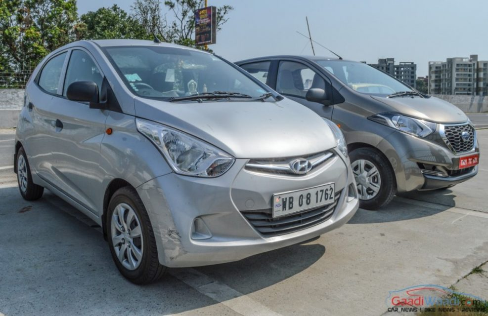 Datsun redigo vs Hyundai EON Comparison-7