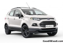 Ford EcoSport Black Edition Launched in India